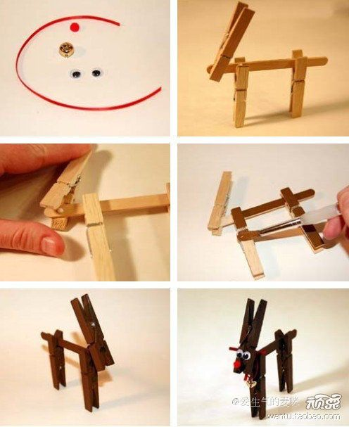 20 Creative Uses for Clothespins You Can Make For Your ...