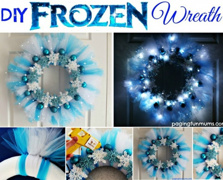 20 diy christmas wreath ideas and projects to adore your home6 - Homemade Christmas Wreath Ideas
