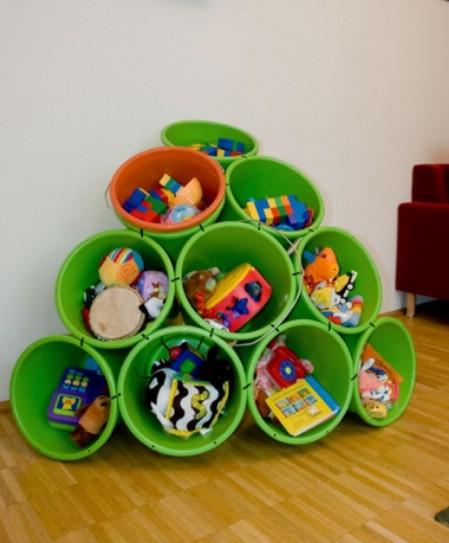 25 Diy Best Ways To Organize Kids' Room