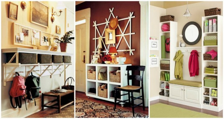 Best 30 DIY Entryway Ideas for Your Home
