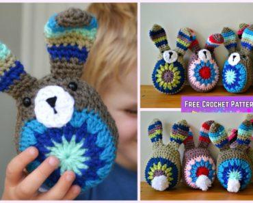 Amigurumi Free Patterns Beginners : Crochet girls panama spiral sun hat free pattern with video tutorial