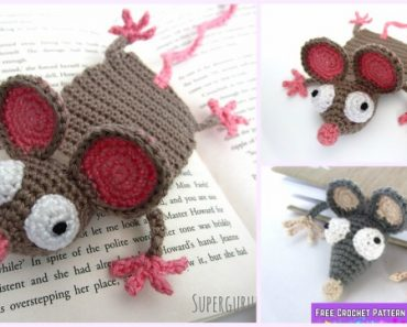 Amigurumi Rat : U planetjune by june gilbank fuzzy rat pattern available