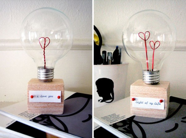 30 beautiful DIY ways to upcycle lightbulbs