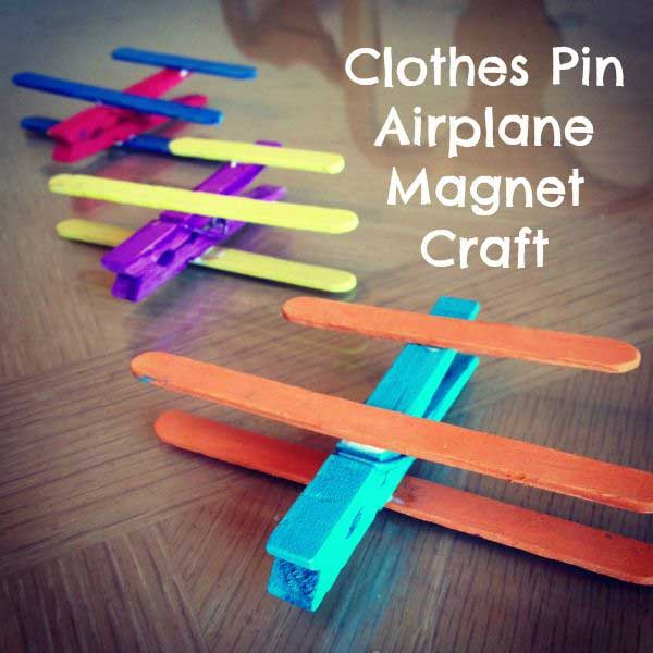 20 Creative Uses for Clothespins You Can Make For Your Home1