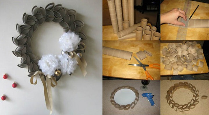 20+ DIY Christmas Wreath Ideas and Projects to Adore Your Home2