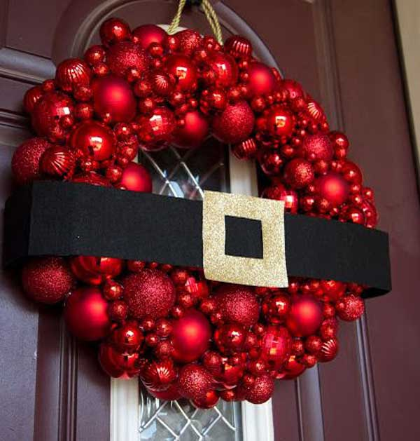 20+ DIY Christmas Wreath Ideas and Projects to Adore Your Home