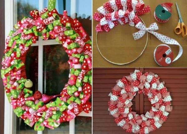 20+ DIY Christmas Wreath Ideas and Projects to Adore Your Home4