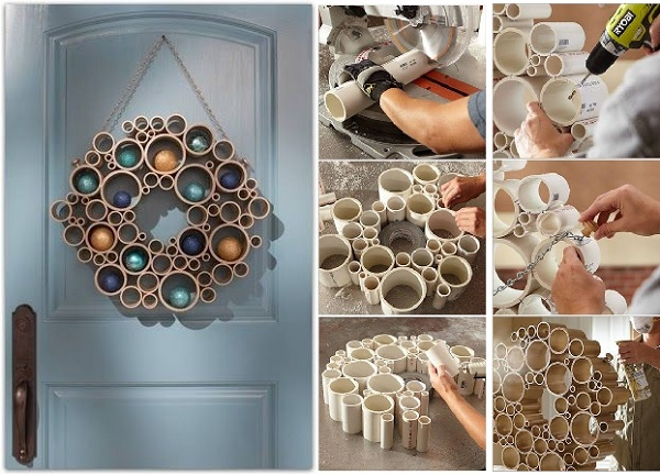 20+ DIY Christmas Wreath Ideas and Projects to Adore Your Home5