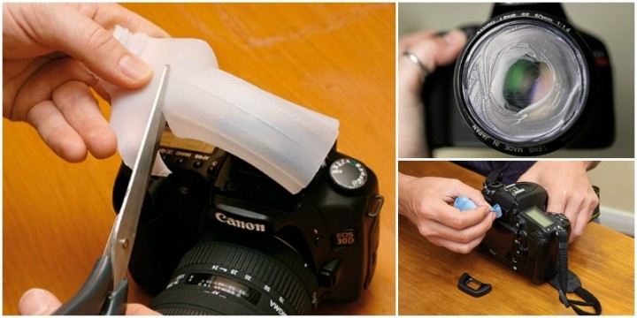 18 DIY Camera Hacks For Better Flawless Pictures