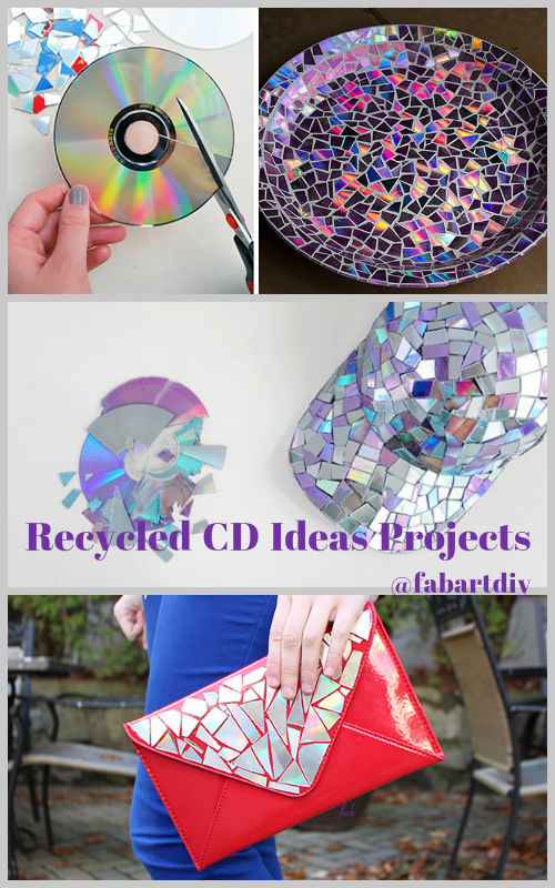 DIY Recycled CD Ideas and Projects for Home Decor