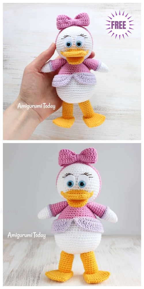 crochet goose amigurumi - YouTube | 1000x500