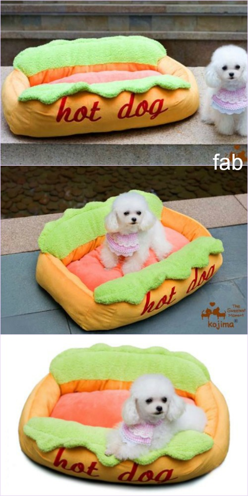 How to Sew Dog Bed Tutorial-Video