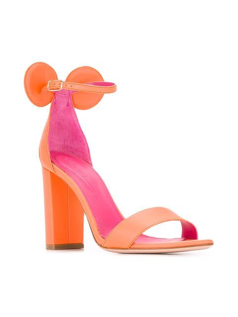 Obsess Yourself With Oscar Tiye Minnie Sandals