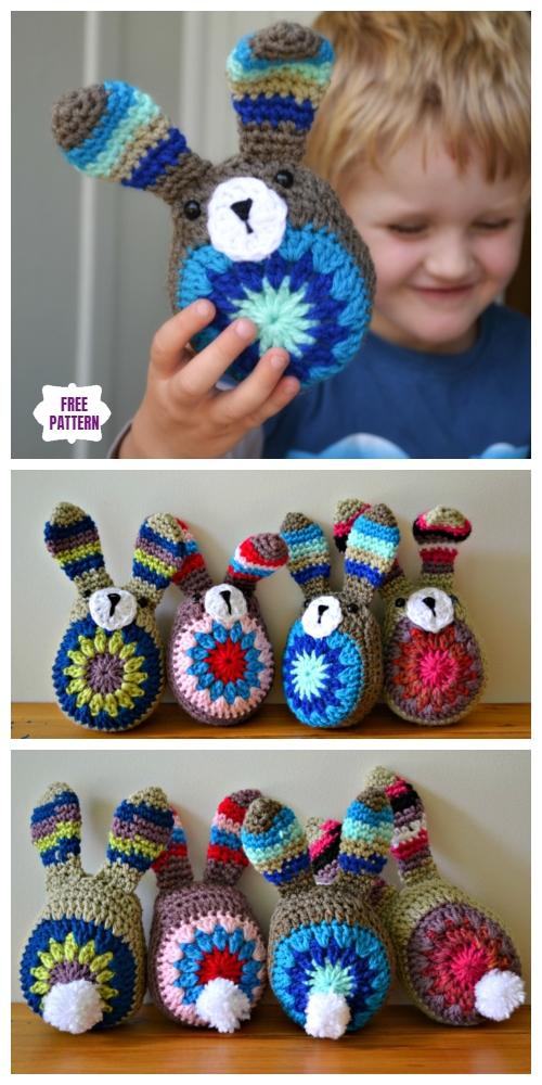 Baby Knitting Patterns 2000 Free Amigurumi Patterns: Free cute ... | 1000x500
