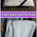 Heirloom Cable Bunny Blanket Free Knitting Pattern
