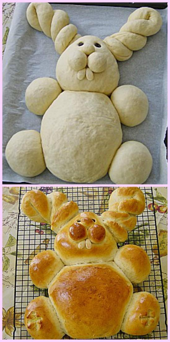 Honey Bunny Rolls DIY Recipe