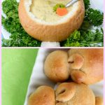 Easter Bunny Bread Bowl DIY Recipe
