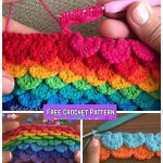 Crochet Sequin Stitch Free Pattern-Video