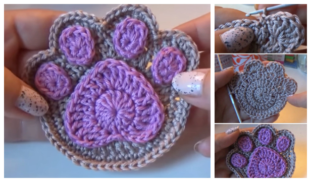 Quick Cat Applique Free Crochet Patterns | 361x616