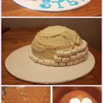 DIY Penguin Igloo Cake Recipe