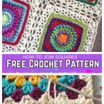How to Join Granny Squares-12 Ways