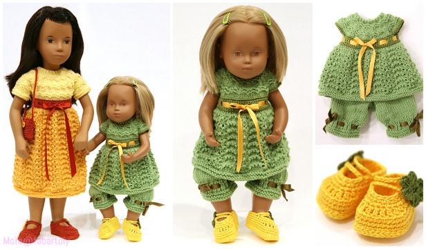 Crochet Pattern for Kate's Jeans - Pants - Shorts - Skirt PDF ... | 361x616