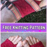 Knit Flippant Thong Socks Free Knitting Pattern to Protect Your Toes This Summer