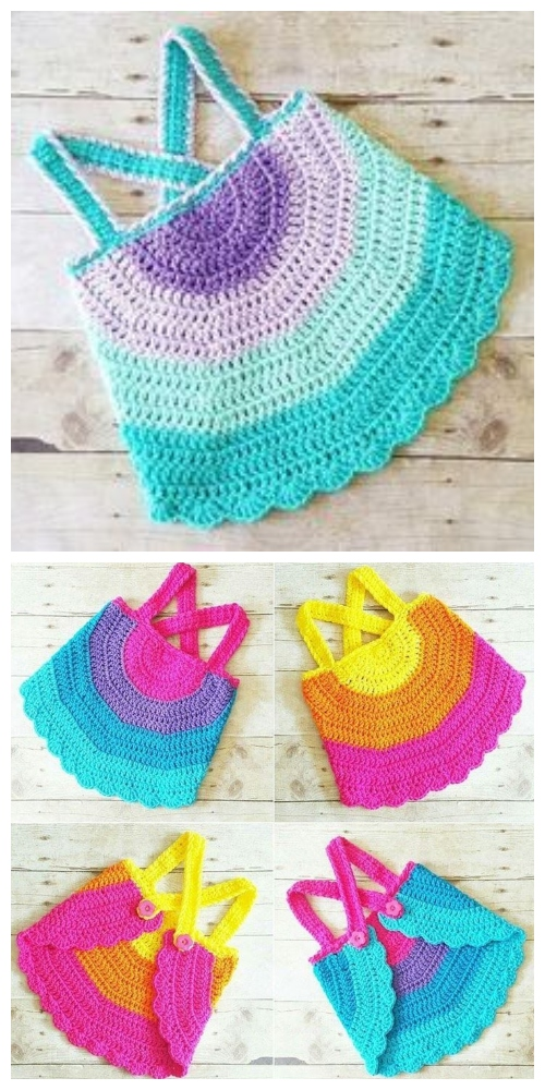 Crochet Summer Baby Swing Top Free Crochet Pattern