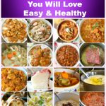 Over 100 Instant Pot Recipes and Printable Instant Pot Cooking Times-The Most Handy Printable Instant Pot Cooking Times & Recipes - Free