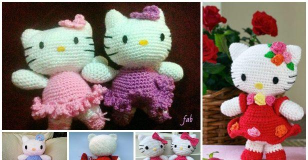 Hello Kitty Crochet: Supercute Amigurumi Patterns for Sanrio ... | 320x616