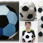 Crochet Soccer Ball Free Crochet Pattern & Paid