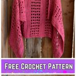 Crochet XOXO Summer Vest Free Crochet Pattern