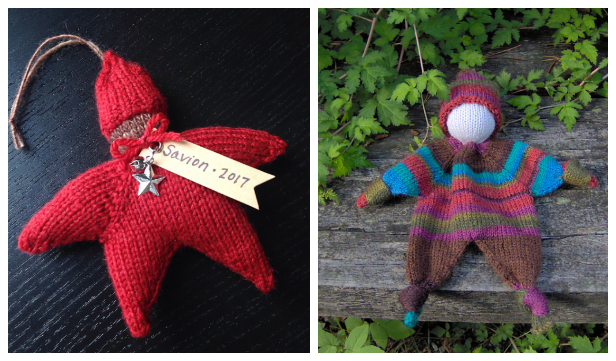 Amigurumi Doll Fox Lovey Crochet Pattern Crochet Toy | 361x616