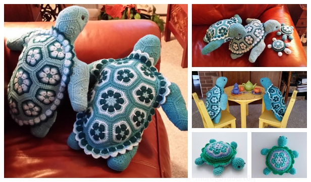 Shelby the Turtle: Free Crochet Amigurumi Pattern | | 361x616