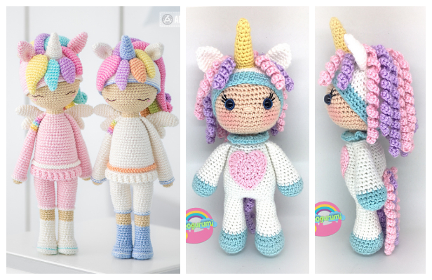 15 easy DIY knitting ideas - Page 10 of 16 | Crochet unicorn ... | 400x616