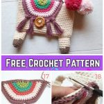 Crochet The Cutest Llama Bag Free Crochet Pattern for Kids