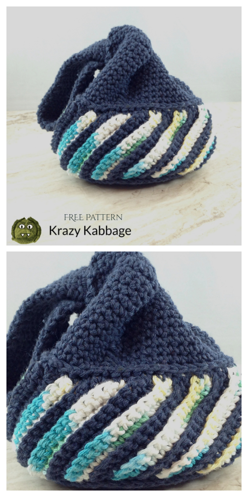 Little Knot Purse Free Crochet Pattern