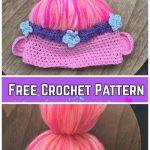 Crochet Trolls Hat Free Crochet Pattern