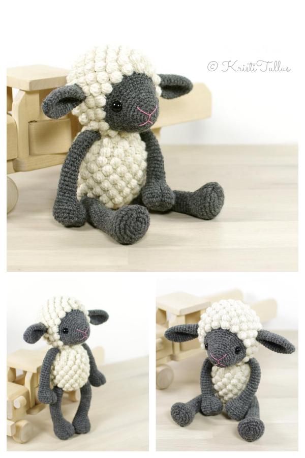 Crochet Lamb Sheep Amigurumi Patterns