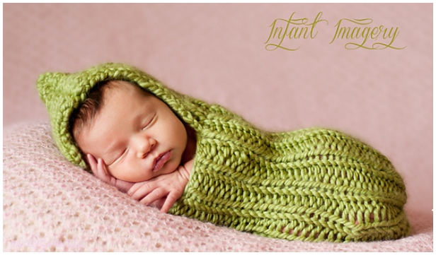 Easy Baby Garden Cocoon Free Knitting Crochet Patterns