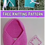Knit Wrapping Cloth Baby Blanket Free Knitting Pattern
