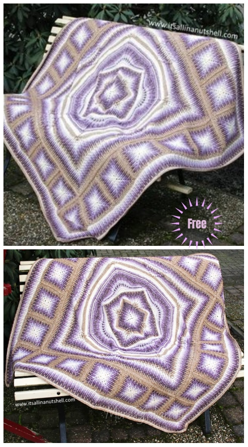 Crochet Element Cal Free Crochet Pattern -Video