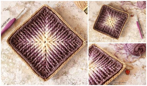 Crochet Element Cal Free Crochet Pattern Video