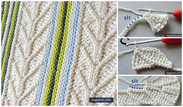 Crochet Slip Stitch Free Crochet Pattern