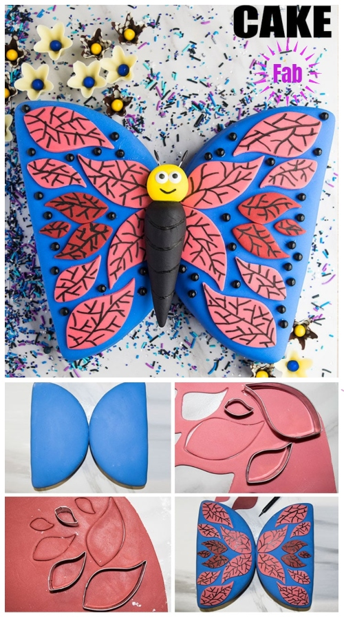 DIY Butterfly Cake Recipes & Tutorials
