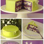 DIY Butterfly Surprise Cake Recipe & Tutorial