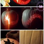 Pixie Tinkerbell Pumpkin Carving DIY Tutorial with Tips