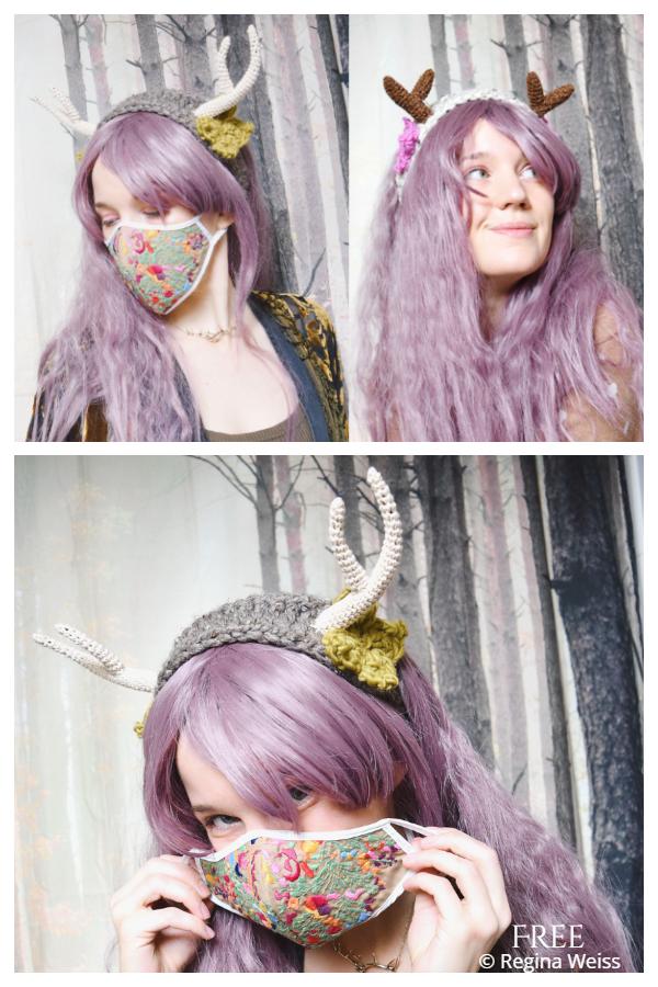 Yearling Headband Free Crochet Pattern