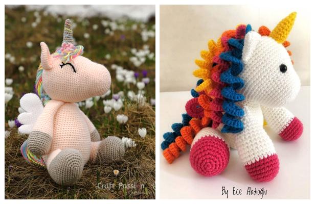 Unicorn_Girl amalou baba | Yarn | Crochet | Free 30-day Trial | Scribd | 400x616