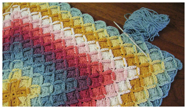 The Wool Eater Blanket Free Crochet Pattern + Video